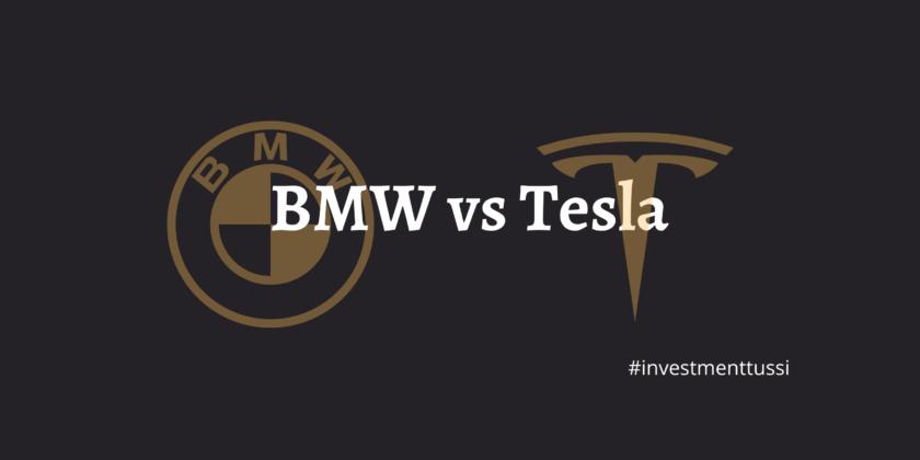 BMW vs Tesla